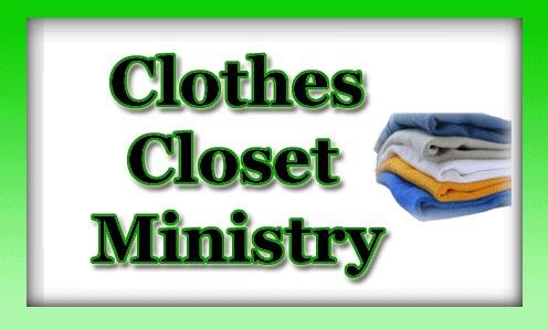 Clothes Closet Ministry